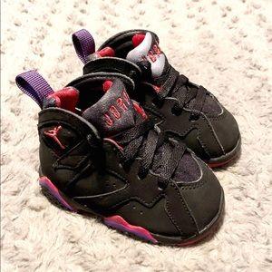 New! Baby Jordan 7 Retro shoes paid $56 size 4C
